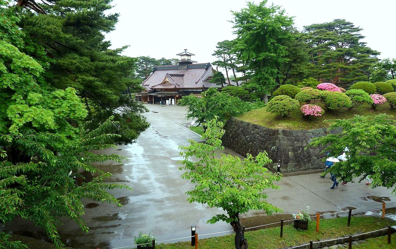 北海道の函館の観光旅行 五稜郭の箱館奉行所
