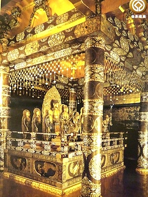 【東北旅行】世界遺産・平泉の中尊寺金色堂を観光!奇跡のハスも見れたよ