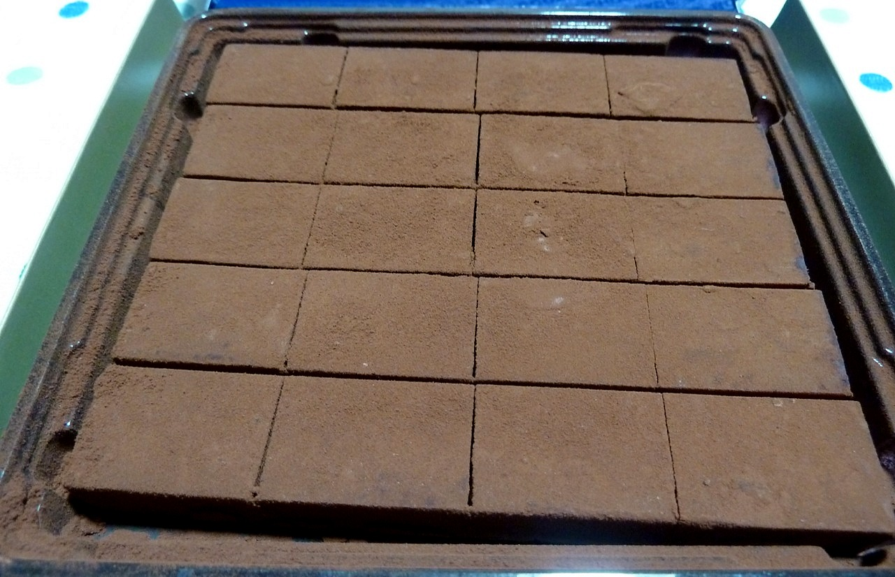 北海道旅行のおみやげ ロイズの生チョコレート