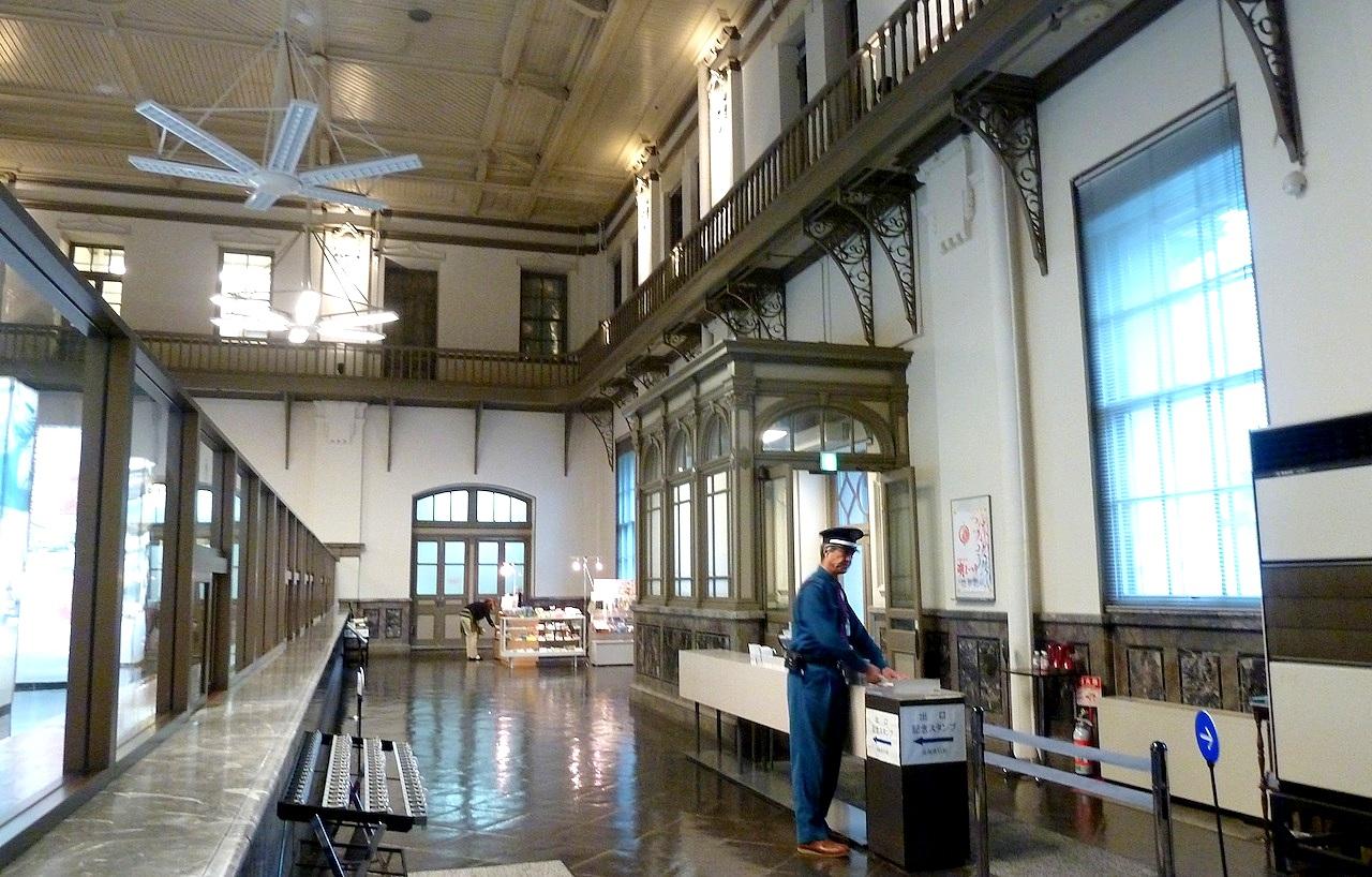 北海道の小樽の観光旅行 日本銀行の旧小樽支店