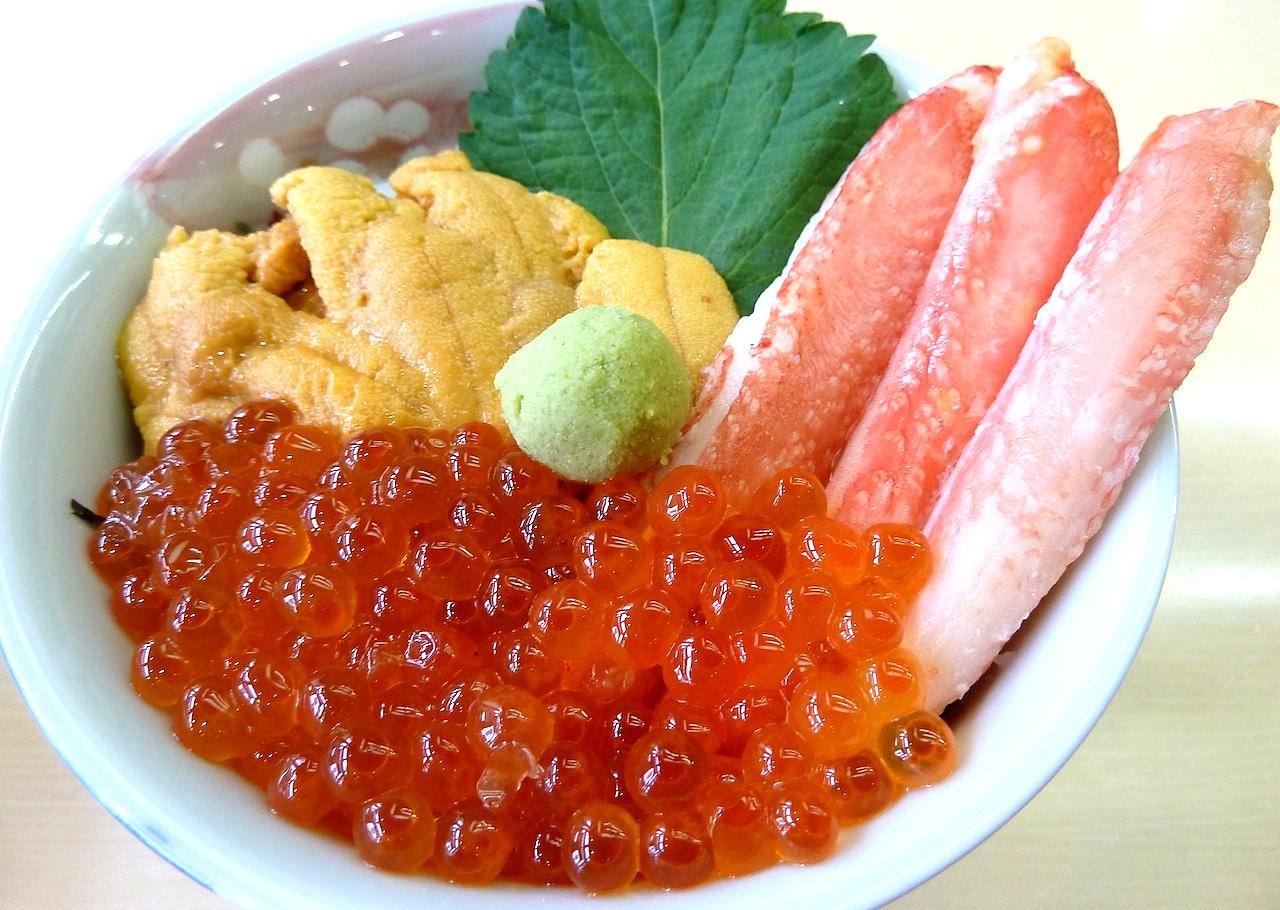 【北海道旅行】函館の朝市でがごめ昆布と海鮮丼!きくよ食堂とたびじで比較
