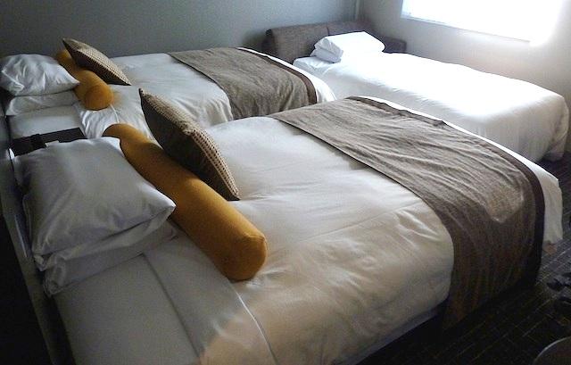 【東北旅行】仙台ではワシントンホテルに宿泊!朝食バイキングと快適ベッド