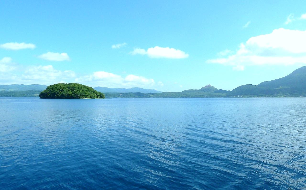北海道の洞爺湖の観光旅行 クルーズ!