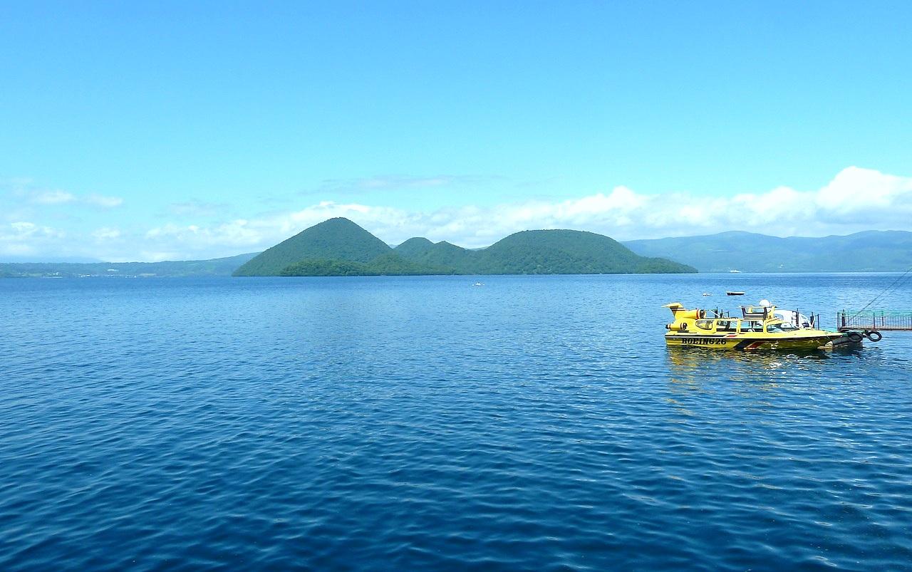 【北海道旅行】洞爺湖のおすすめ観光!遊覧船クルーズや有珠山頂や昭和新山を紹介