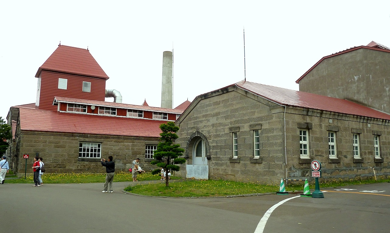 北海道の余市の観光旅行 マッサンのニッカウヰスキー蒸留所